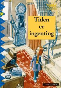 Tiden er ingenting - Martin Widmark   Inprintwriters.org