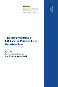 The Involvement of EU Law in Private Law Relationships