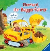 Eberhard, der Baggerfahrer