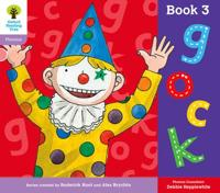 Oxford Reading Tree: Level 1+: Floppy's Phonics: Sounds and Letters: Book 3