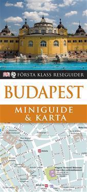 Budapest : Miniguide & karta