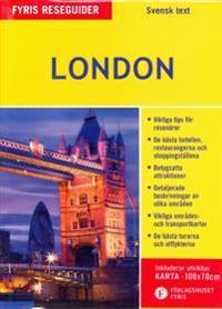 London (med karta)