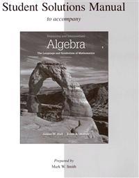 Beginning and Intermediate Algebra: