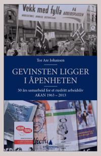 Gevinsten ligger i åpenheten - Tor Are Johansen   Ridgeroadrun.org