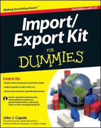 Import/Export Kit for Dummies [With CDROM]