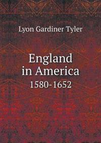 England in America 1580-1652