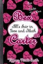Bex Carter 2: All's Fair in Love and Math