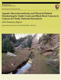 Aquatic Macroinvertebrate and Physical Habitat Monitoring for Tsaile Creek and Black Rock Canyon in Canyon de Chelly National Monument: 2010 Summary R