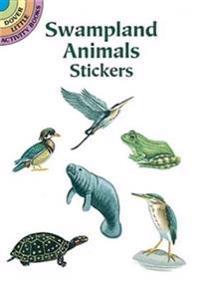 Swampland Animals Stickers