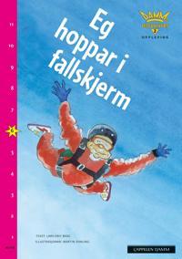Eg hoppar i fallskjerm