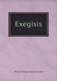 Exegisis