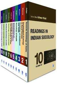 Readings in Indian Sociology Set
