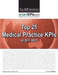 Top 25 Medical Practice Kpis of 2011-2012
