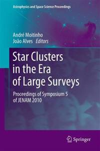 Star Clusters in the Era of Large Surveys