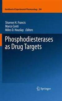 Phosphodiesterases as Drug Targets
