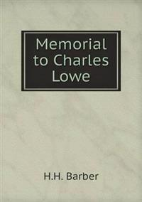 Memorial to Charles Lowe