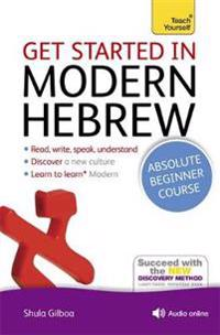 Get Started in Modern Hebrew Absolute Beginner Course