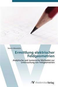 Ermittlung Elektrischer Feldgeometrien