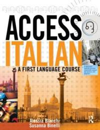 Access Italian Support Book (Ex-Directory)