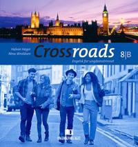 Crossroads 8B; elevbok - Halvor Heger, Nina Wroldsen   Ridgeroadrun.org