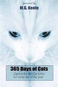 365 Days of Cats: Quotes for the Cat Lover