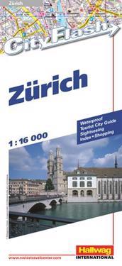 Rand McNally Hallwag Zurich