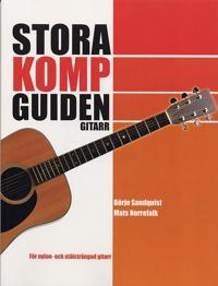 Stora kompguiden : gitarr : för nylon- och stålsträngad gitarr