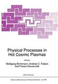 Physical Processes in Hot Cosmic Plasmas