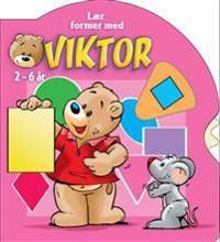 Lær om former med Viktor
