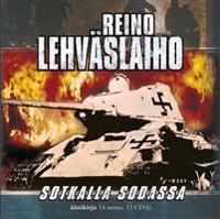 Sotkalla sodassa (12 cd-levyä, 14 tuntia)
