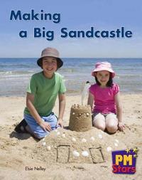 Making a Big Sandcastle