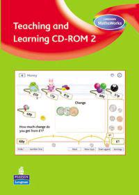 Longman MathsWorks: Year 2 Teaching and Learning CD-ROM