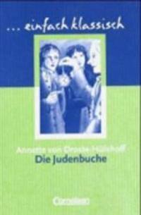 Die Judenbuche. Schülerheft einfach klassisch