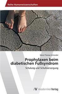 Prophylaxen Beim Diabetischen Fusssyndrom