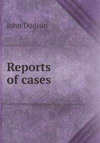 Reports of Cases