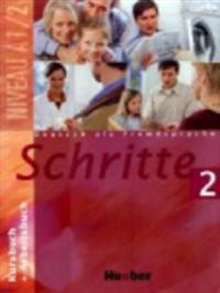 Schritte 2. Kursbuch und Arbeitsbuch