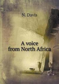 A Voice from North Africa