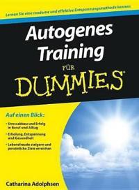 Autogenes Training fur Dummies