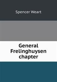 General Frelinghuysen Chapter
