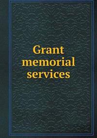 Grant Memorial Services