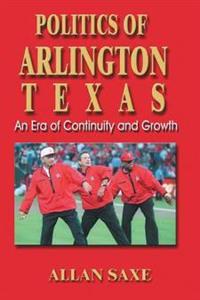Politics of Arlington, Texas