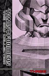 Transformers: The IDW Collection 3