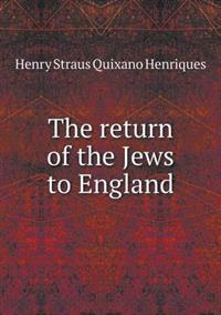 The Return of the Jews to England
