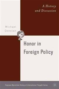 Honor in Foreign Policy