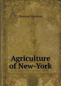 Agriculture of New-York