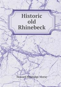Historic Old Rhinebeck