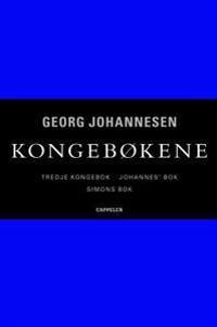 Kongebøkene - Georg Johannesen   Inprintwriters.org