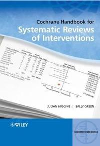 Cochrane Handbook for Systematic Reviews of Interventions