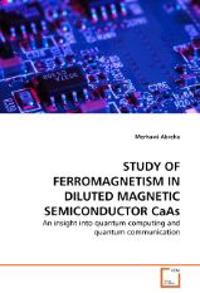 Study of Ferromagnetism in Diluted Magnetic Semiconductor Caas