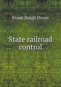 State Railroad Control